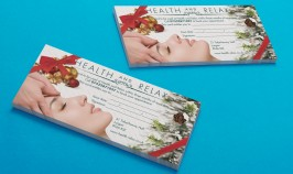 Health and Relax - Gift Card